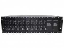 H.265 Video Encoder 3U Rack