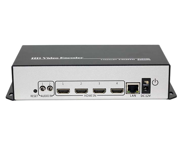 BM4500H 4CH HDMI Video Encoder