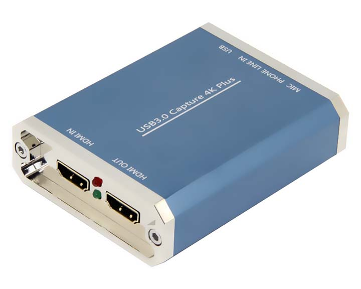 UC4000A USB3.0 UHD Capture Box